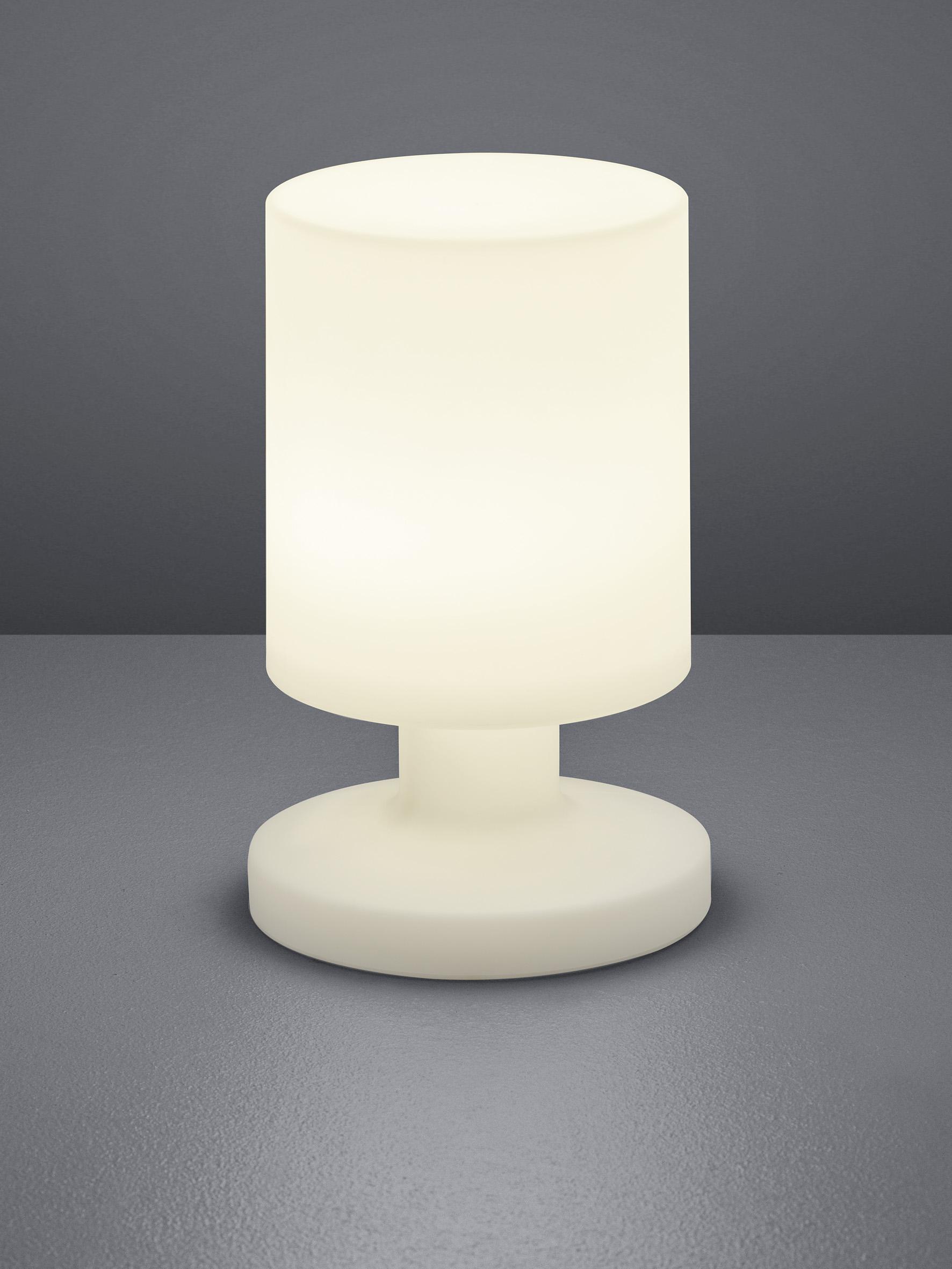 A+ Reality Leuchten Tischleuchten /'Lora/' Kunststoff Modern
